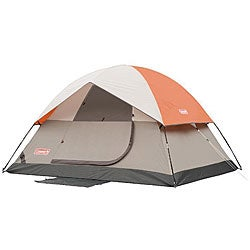 Coleman Sundome 4-person Tent (9' x 7')