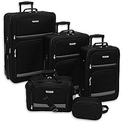 American Trunk and Case Summit 5-piece Luggage Set
