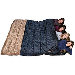 Alaska 20-degree King-size Sleeping Bag