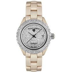 Swiss Legend Karamica Women's Diamond Dial Watch