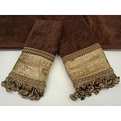 Sherry Kline Donatella Decorative 3-piece Towel Set | Overstock