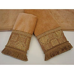 Sherry Kline Pompeii Decorative 3-piece Towel Set