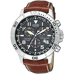 Citizen Eco-Drive Men's Calendar Chronograph Watch