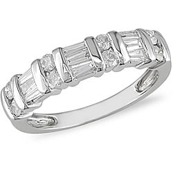14k Gold 1/2ct TDW Diamond Ring (H-I, I1-I2)