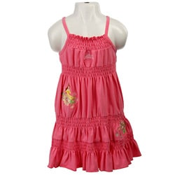 FINAL SALE Disney's Girl's Princess Smocked Dress