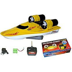 Remote Control Ducted-fan Engine Jetboat