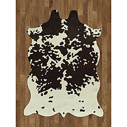 Cowhide Design Rug (5' x 7')