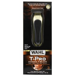 Wahl T-Pro Corded Trimmer Kit