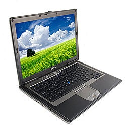 Dell Latitude D620 Dual Core 1.66 GHz Laptop (Refurbished)