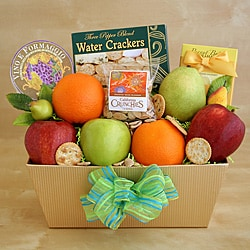 'Fruit Fabulous' Gourmet Gift Basket.