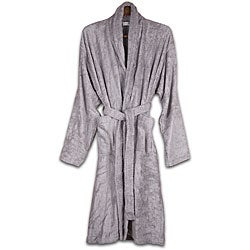 Grey Rayon from Bamboo Bath Robe