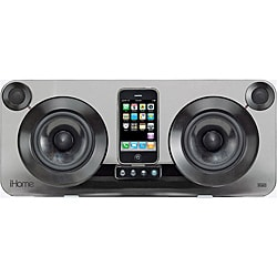 iHome iP1 Studio Series Speaker System with Bongiovi Acoustics DSP and iPod/iPhone Dock