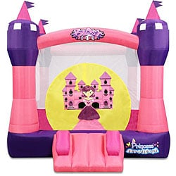 Princess Dreamland Bounce Castle by Blast Zone