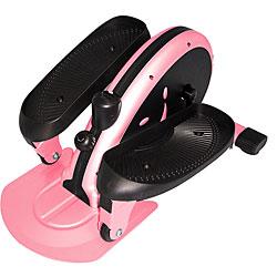 Hope Series HSE650 Pink Mini Elliptical Trainer