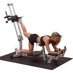 Powerline Glute Master Exercise Machine