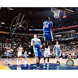 Carmelo Anthony Reverse Dunk Vs. Memphis 16x20 Photograph