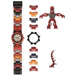 LEGO Friends Olivia Kid's Interchangeable Links w/Mini Doll Watch