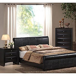 Milano 3-piece Queen Bedroom Collection