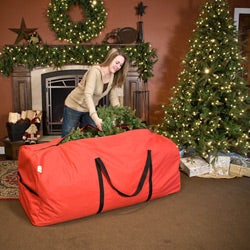 Treekeeper Un-wheeled Tree Storage Bag for 6 to 9-foot Trees