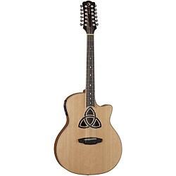 Luna Trinity 12-string Acoustic/ Electric Guitar