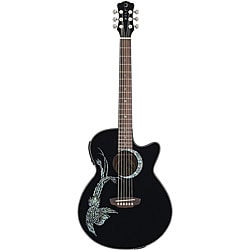 Electric Guitar Bedding on Luna  Fauna Phoenix  Acoustic  Electric Guitar   Overstock Com