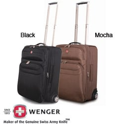 Wenger Chateau Collection 21-inch Upright Luggage