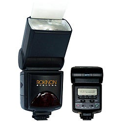 Rokinon E-TTL II Power Zoom Canon-compatible Flash