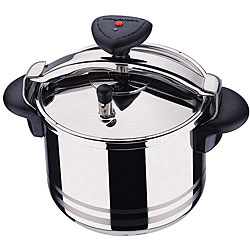 Star R Stainless Steel 14-quart Fast Pressure Cooker