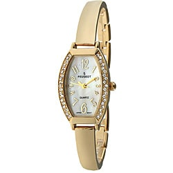 Peugeot Women's Goldtone Bangle Watch