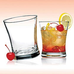 Anchor Hocking 'Duchess' 4-piece 12-oz Glass Set
