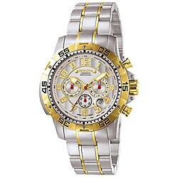 Invicta Men's Signature Chronograph Two-tone Watch