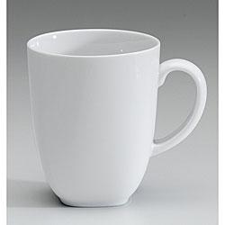 Denby White Collection Square Mug