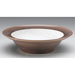Denby Truffle Wide-rimmed Soup/ Cereal Bowl