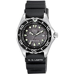 Citizen Women's Eco-Drive Professional Diver's Watch