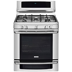 Electrolux : EW3LGF65GS 30in Gas Range Stainless Steel