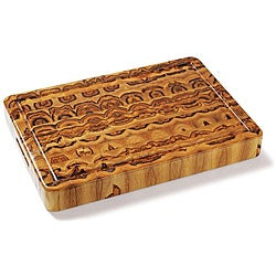 End Grain Chopping Block (Mexico)