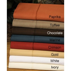 Camden 350 Thread Count Egyptian Cotton Sheet Set (Pack of 6)