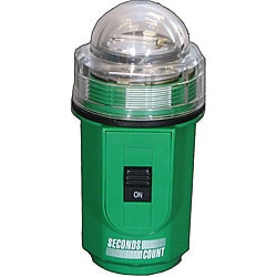Emergency Strobe Xenon Safety Signal Green Flasher