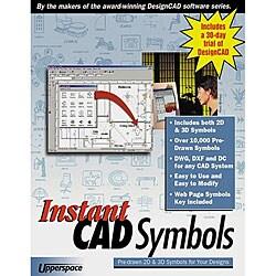 Instant CAD Symbols Software