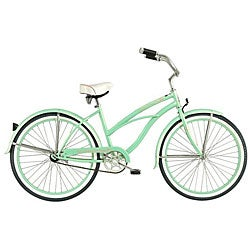 Women's Mint Green Tahiti Beach Cruiser