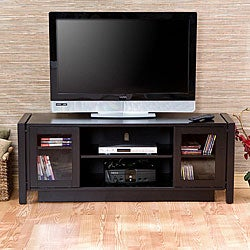 Black TV Stand/ Media Console