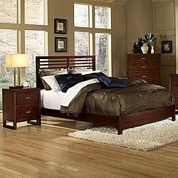 Ferris Eastern King Size 3 Piece Bedroom Set 12090471