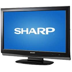 Sharp LC-32SB23U 32-inch 720p LCD HDTV (Refurbished)