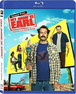 My Name is Earl - Season 4 (Blu-ray Disc)