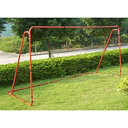 TNT 12x6-feet Backyard Steel Soccer Goal with Net