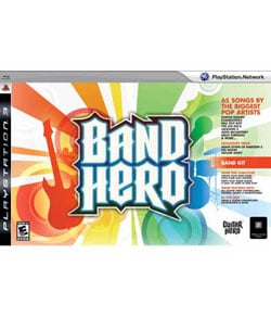 PS3 - Band Hero (Superbundle)