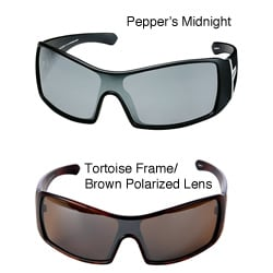 Pepper&#39;s &#39;Midnight&#39; Men&#39;s Sunglasses