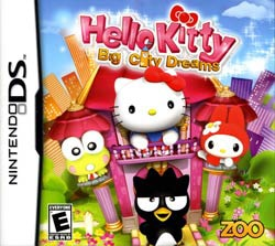 NinDS - Hello Kitty Big City Dreams