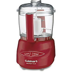 Cuisinart DLC-2ARFR Mini Prep Plus Food Processor (Refurbished)