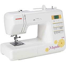 Janome 7330 Magnolia Computerized Sewing Machine (NEW)